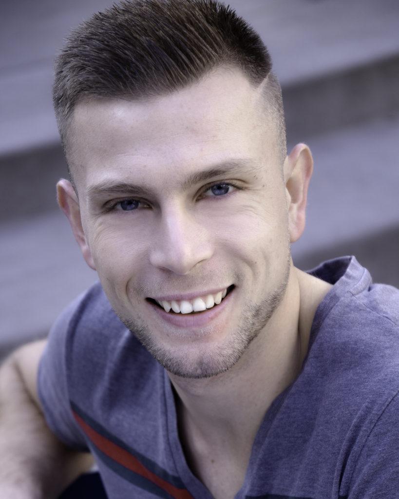 Martin Palev Headshot