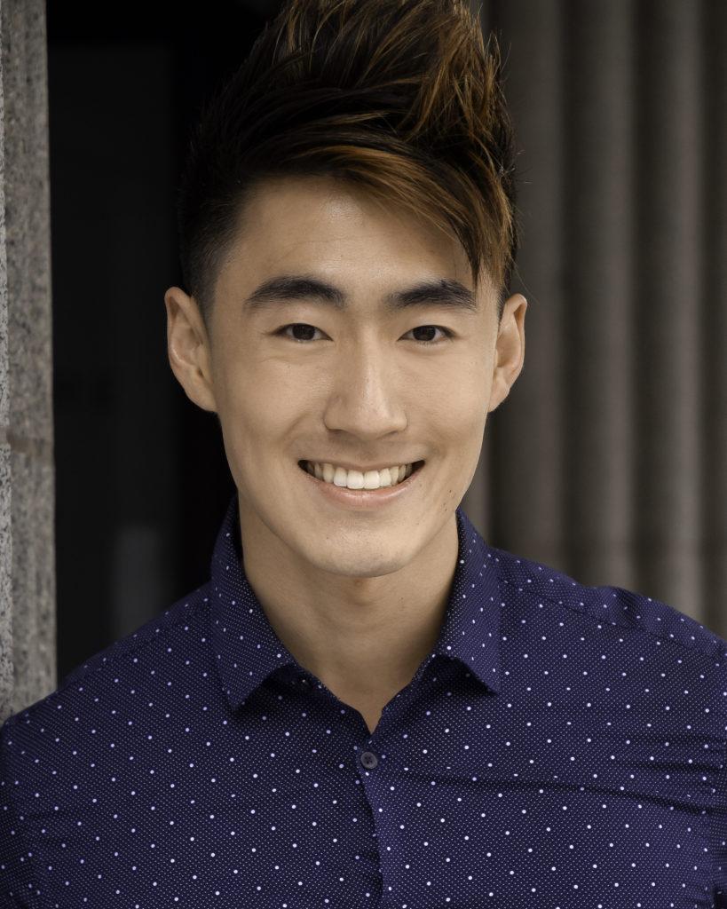 William Chang Headshot