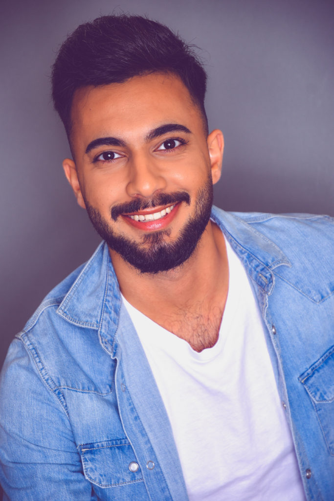 Emad Hosseini Headshot