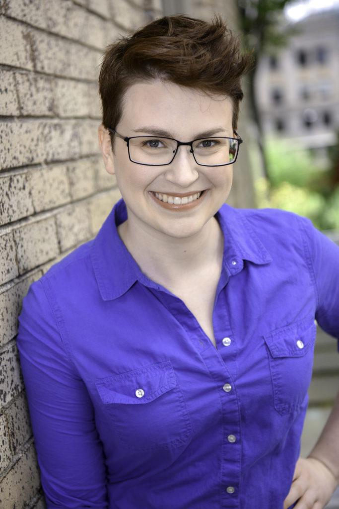 Lydia Scheuermann Headshot