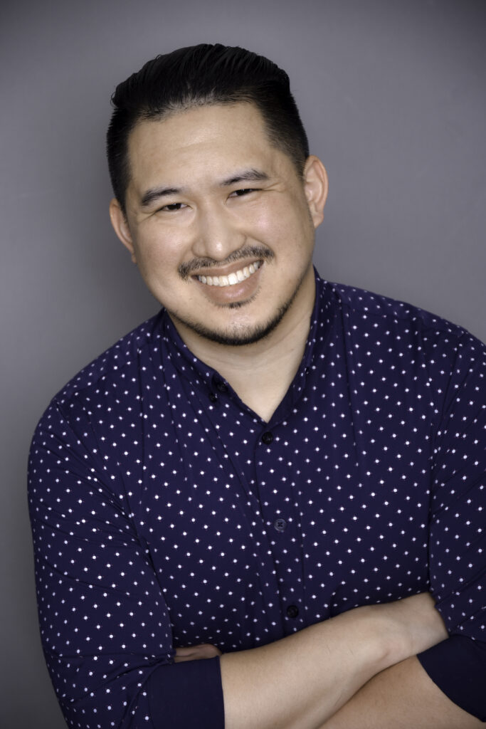 Kevin Tieu Headshot