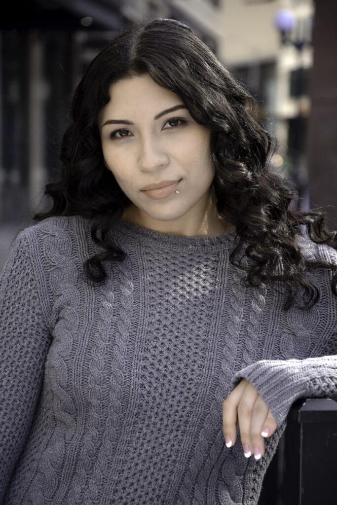 Jessica Amaro Headshot