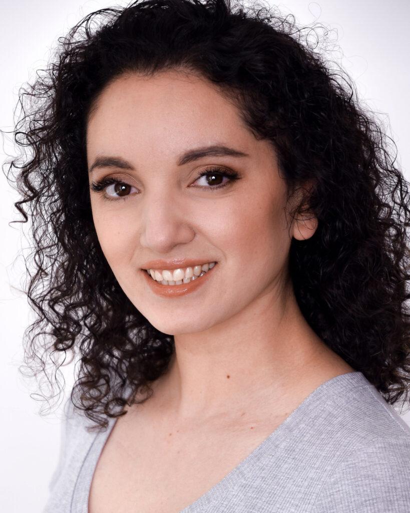 Tristin Castillo Headshot