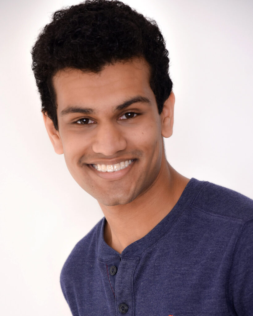 Aditya Parthasarathy Headshot
